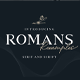 ROMANS Rexamples Font Duo - GraphicRiver Item for Sale