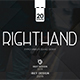 RightHand - 20 Fonts Included - GraphicRiver Item for Sale