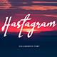 Hastagram - GraphicRiver Item for Sale