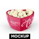 Heart Bowl Mockup - GraphicRiver Item for Sale