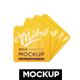 Beer Coaster Mockup - GraphicRiver Item for Sale