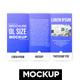 DL Size Brochure Mockup - GraphicRiver Item for Sale