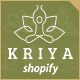 Kriya - Yoga Store Shopify Theme - ThemeForest Item for Sale