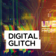 Digital Glitch Slideshow - VideoHive Item for Sale