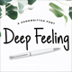 Deep Feeling - GraphicRiver Item for Sale