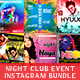 18 Instagram Banner Events Bundle - GraphicRiver Item for Sale