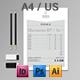 Deeprock Stationery Set & Invoice Template - GraphicRiver Item for Sale