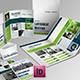 Set of Brochures / Stationery - GraphicRiver Item for Sale