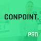 Conpoint - Business Consulting and Professional Services PSD Template - ThemeForest Item for Sale