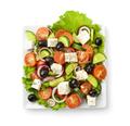 Top view of greek salad - PhotoDune Item for Sale