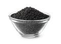Bowl of black sesame seeds - PhotoDune Item for Sale