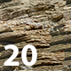 Set of 20 Seamless Cliffs Textures Volume 1 - 3DOcean Item for Sale