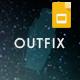 Outfix Google Slides Presentation Template - GraphicRiver Item for Sale