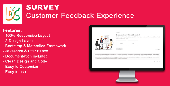 Survey - Customer Feedback Experience