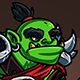 Orc Conqueror 2D Character - GraphicRiver Item for Sale
