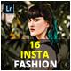 16 Insta Fashion Lightroom Presets - GraphicRiver Item for Sale