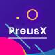 PreusX - Digital Agency And Portfolio WordPress Theme - ThemeForest Item for Sale