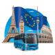 Europe Bus Tour - GraphicRiver Item for Sale