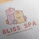 Bliss Spa Logo Design - GraphicRiver Item for Sale