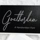 Goatherdam Font - GraphicRiver Item for Sale