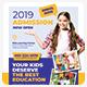 Kids Education Flyer - GraphicRiver Item for Sale