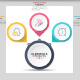 Circular Infographic Choice Template (3 Items) - GraphicRiver Item for Sale