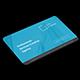Minimalist Business Card Vol. 30 - GraphicRiver Item for Sale
