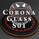 60 x Corona Glass Materials for Cinema 4D - 3DOcean Item for Sale