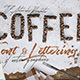 Coffee Beans - Font & Lettering - GraphicRiver Item for Sale