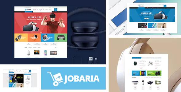 Jobaria - Electronics Store HTML Template
