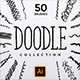 Doodle Brush Collection - GraphicRiver Item for Sale
