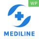 Mediline - Medical & Health WordPress Theme - ThemeForest Item for Sale