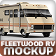 Fleetwood Bounder 1986 Mock-up from Breaking Bad - GraphicRiver Item for Sale