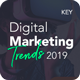 Digital Marketing 2019 - Keynote Template - GraphicRiver Item for Sale