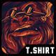 Mafia Remastered T-Shirt Design - GraphicRiver Item for Sale