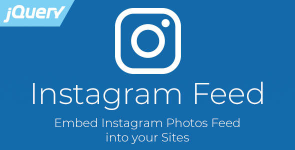 Instagram Feed - jQuery Plugin to Embed Instagram Photos