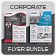 Corporate Flyer Bundle 08 - GraphicRiver Item for Sale