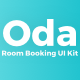Oda - Room Booking Sketch UI Kit - ThemeForest Item for Sale