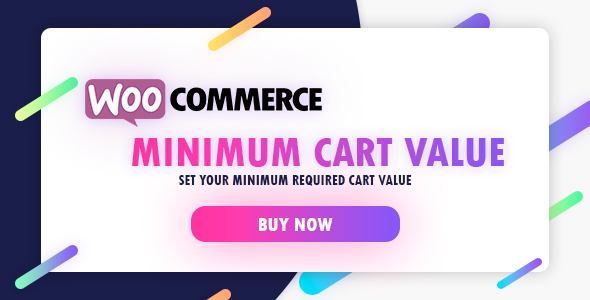 WooCommerce Minimum Cart Value