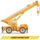 Building Crane Truck with Sign - GraphicRiver Item for Sale