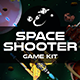 Space Shooter 2D Game Kit - GraphicRiver Item for Sale