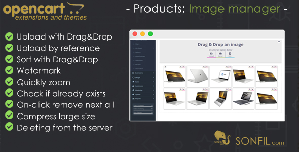 Plugins, Code & Scripts with Compatible Software: OpenCart