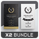Business Card Bundle 67 - GraphicRiver Item for Sale