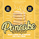 Pancake Breakfast Flyer Template - GraphicRiver Item for Sale