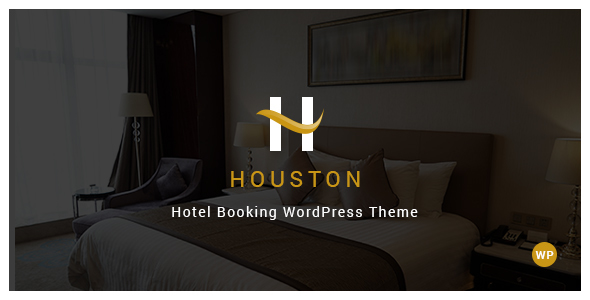 Houston - WordPress Hotel Booking Theme