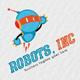 Robots, Inc Logo Template - GraphicRiver Item for Sale