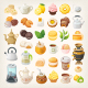 Tea Party Elements - GraphicRiver Item for Sale