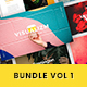 Stringlabs Google Slides Bundle Vol. 1 - GraphicRiver Item for Sale