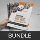 Education Brochure Template Bundle - GraphicRiver Item for Sale