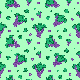 Grape Pattern Seamless - GraphicRiver Item for Sale